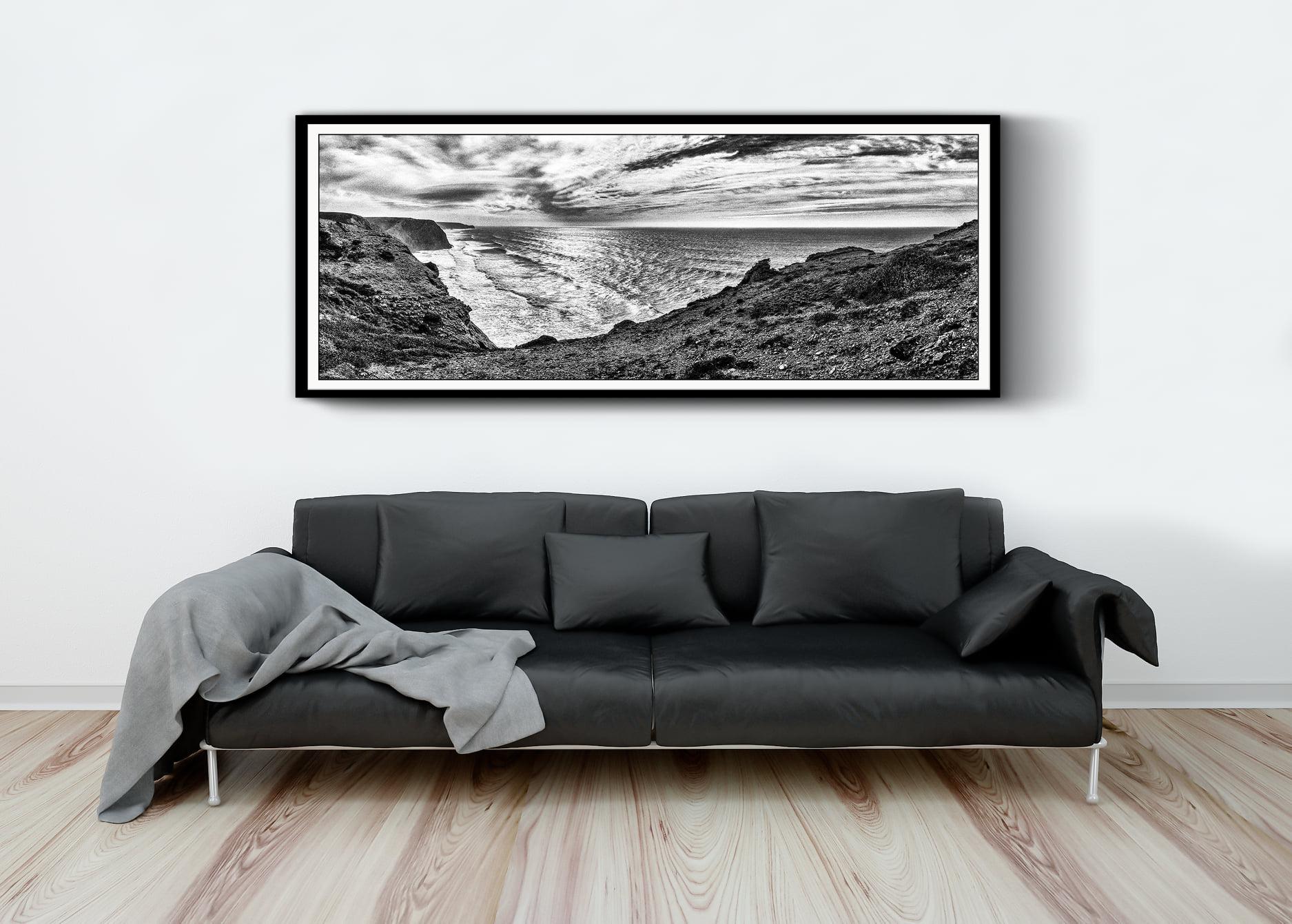 "My Fine Art print ""Between Earth and Heaven"", 2018."