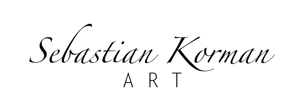 Sebastian Korman Art logo