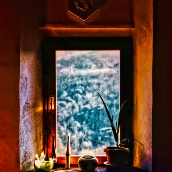 """Fine Art Print """"An Afternoon in Tuscany"""", 1986/2019.."""