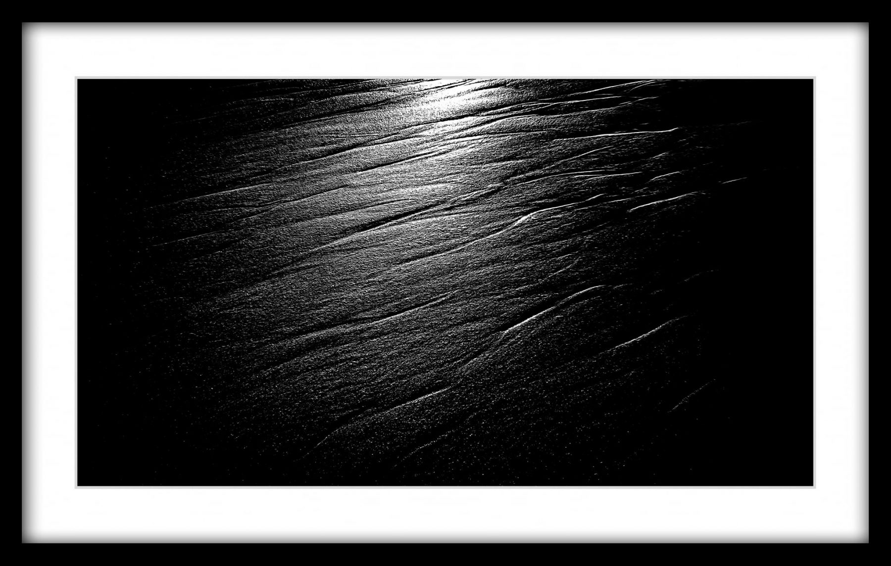 "My Fine Art print ""Veins of the Sea – Part 9"", 2017."