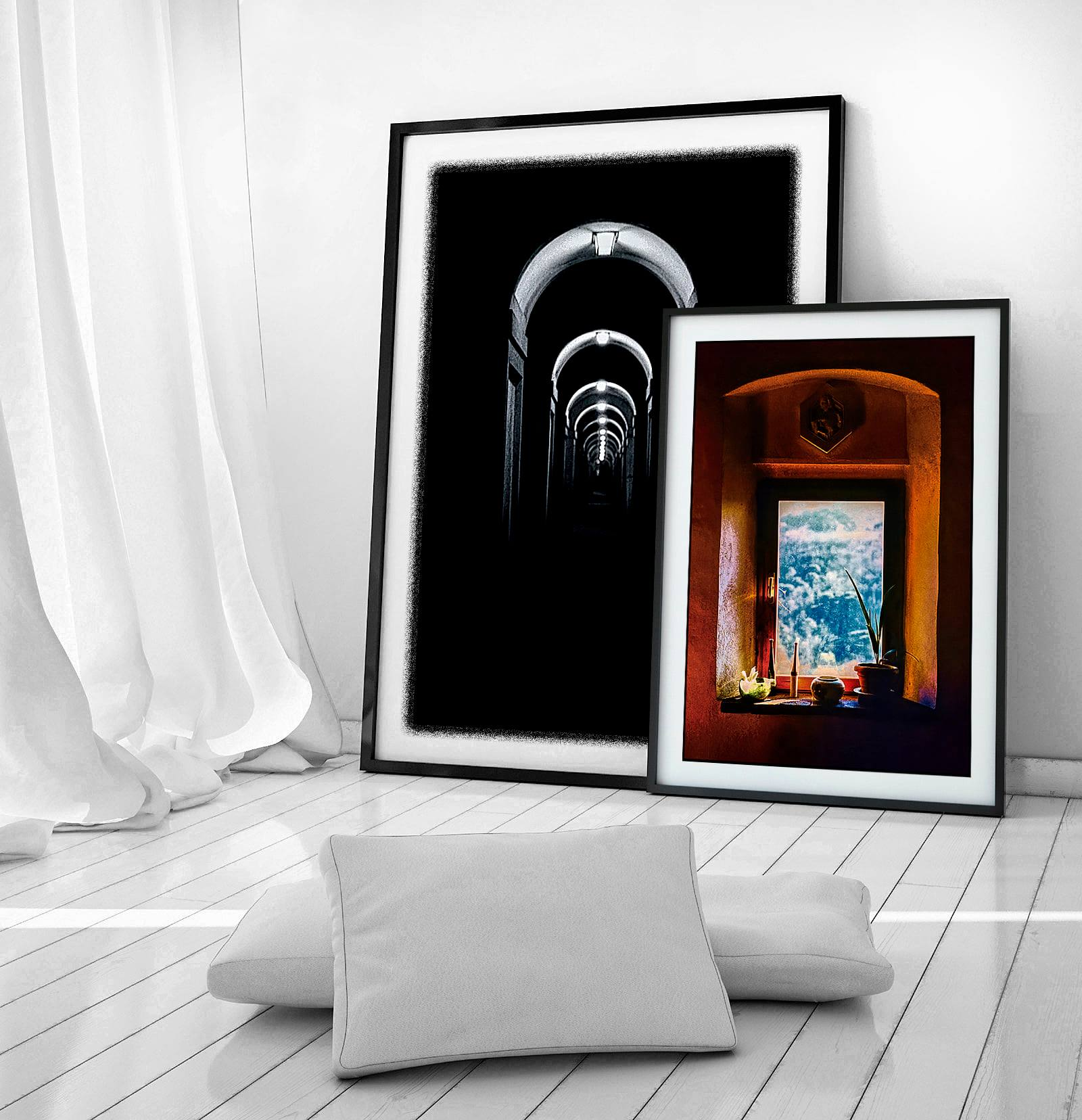 My Fine Art prints from Italy.